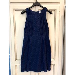 Old Navy Blue Sleeveless Dress - Size 6